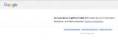login-server-ausgall-bei-google-gmail-funktioniert-nicht